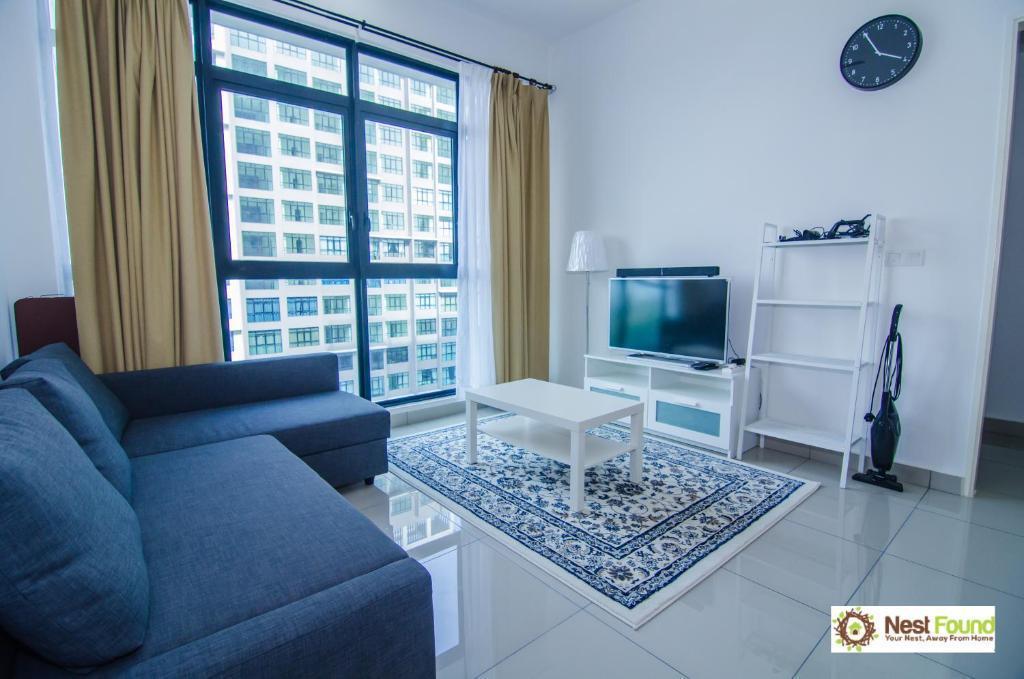 Cosy 2b 2b For 5 Pax @ IOI Resort City Putrajaya