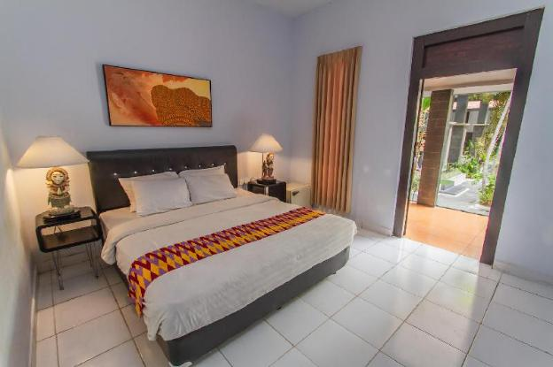 Low cost Homey space at Jimbaran with nice garden