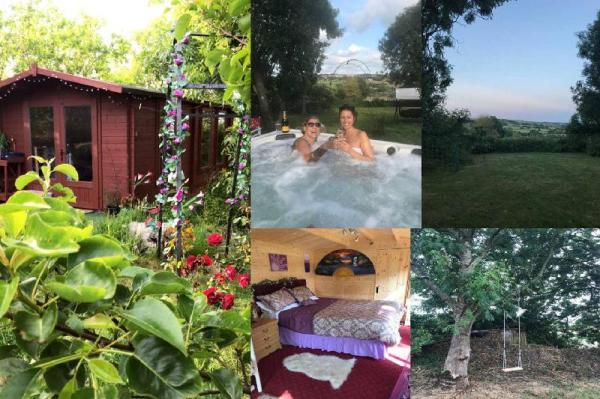 cosy retreat to the country *HOT TUB * NEWQUAY Newquay
