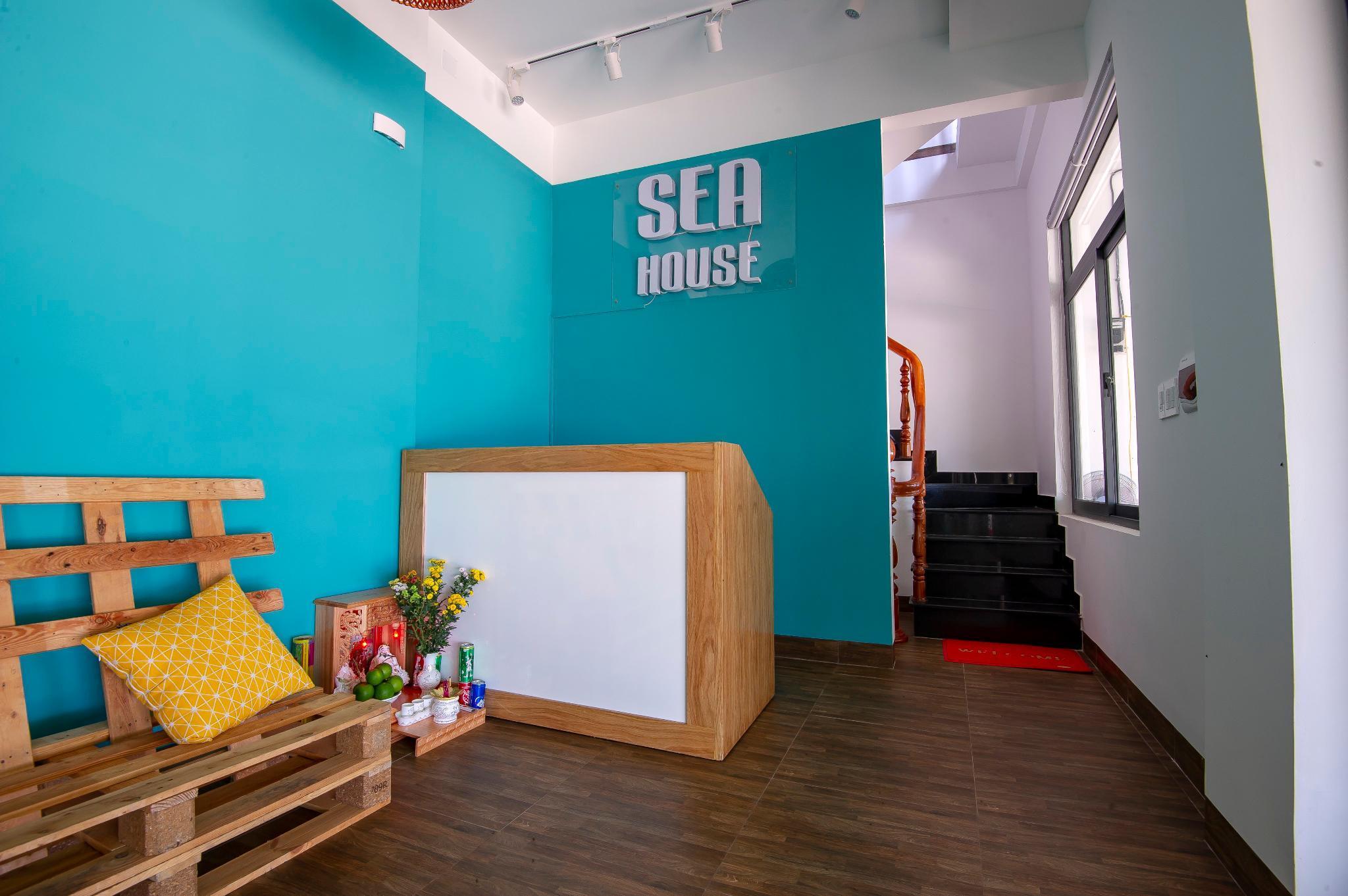 SEA HOUSE CU LAO XANH