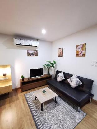 [チェンマイ空港]アパートメント(310m2)| 1ベッドルーム/1バスルーム Condo Airport