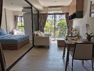 [ホアヒン市内中心地]アパートメント(35m2)| 1ベッドルーム/1バスルーム Condo Near the Hua Hin beach