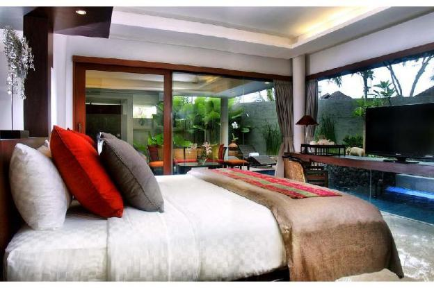 1BR Private Pool Villa close to Monkey Forest