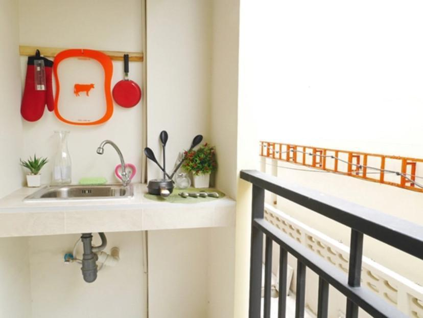 Deluxe Studio 30SQM @Spice Mansion 3 สตูดิโอ อพาร์ตเมนต์ 1 ห้องน้ำส่วนตัว ขนาด 30 ตร.ม. – รัชดาภิเษก