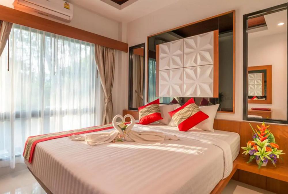 Baan Kure Ngern Aonang Villas 2 ห้องนอน 1 ห้องน้ำส่วนตัว ขนาด 60 ตร.ม. – อ่าวนาง