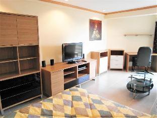 Sea view apartment Jomtien beach condo Pattaya สตูดิโอ อพาร์ตเมนต์ 1 ห้องน้ำส่วนตัว ขนาด 30 ตร.ม. – หาดจอมเทียน