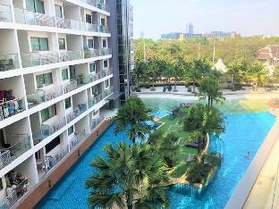 Laguna beach 1A  swimming pool views Pattaya อพาร์ตเมนต์ 1 ห้องนอน 2 ห้องน้ำส่วนตัว ขนาด 50 ตร.ม. – หาดจอมเทียน
