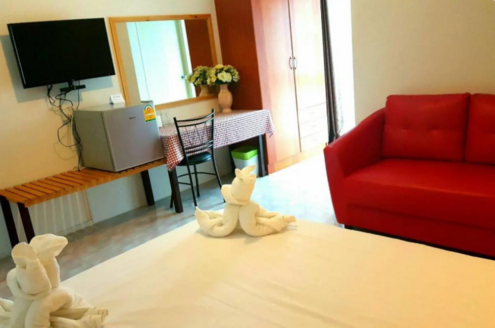 De Ratt Hotel 3 1 ห้องนอน 1 ห้องน้ำส่วนตัว ขนาด 30 ตร.ม. – ตัวเมืองภูเก็ต