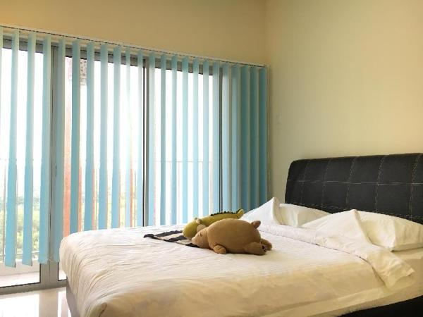 Shah Alam | Suria Jelutong One-Bedroom Cozy Studio Shah Alam