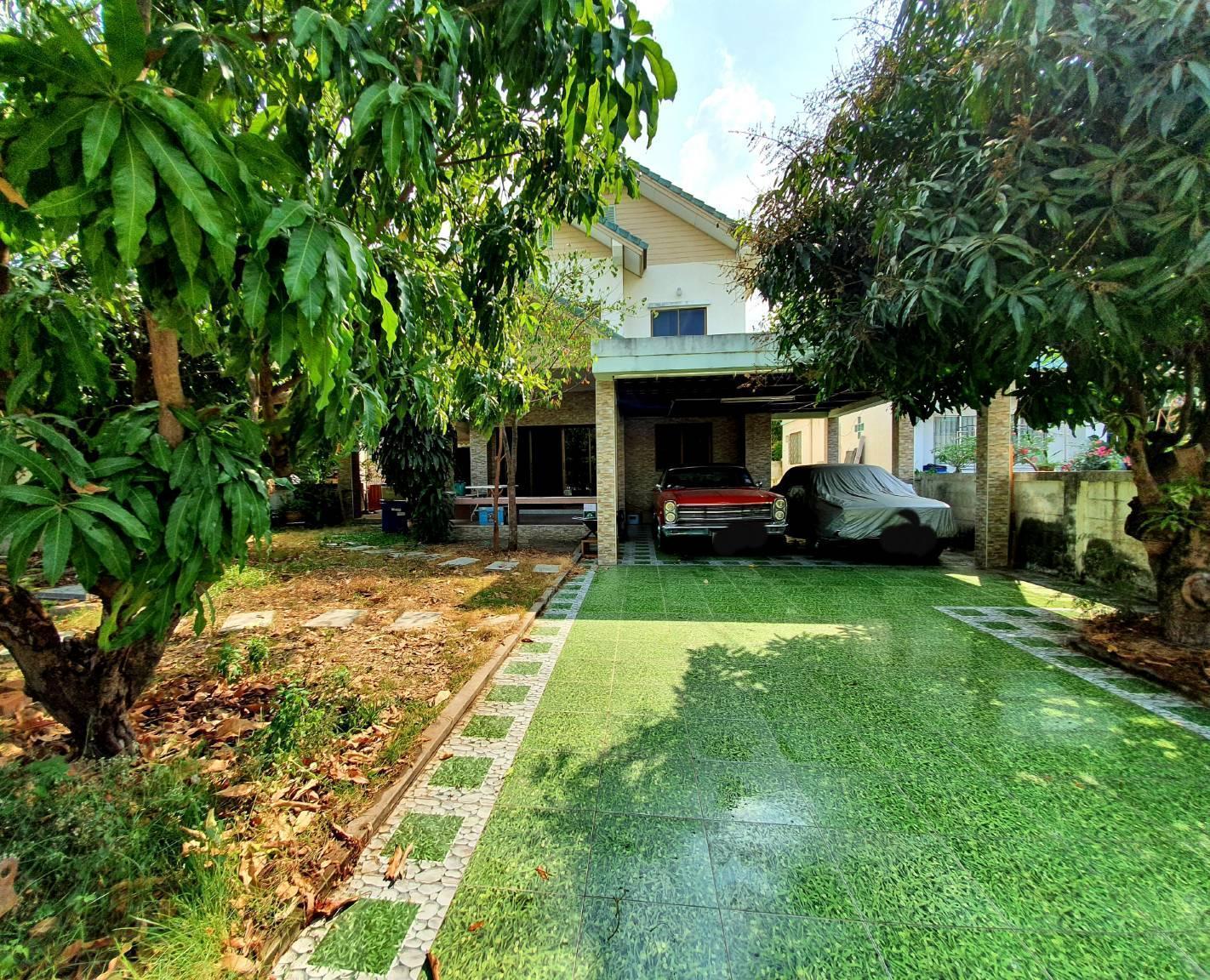 Bang-Saen House บ้านเดี่ยว 3 ห้องนอน 2 ห้องน้ำส่วนตัว ขนาด 150 ตร.ม. – บางแสน