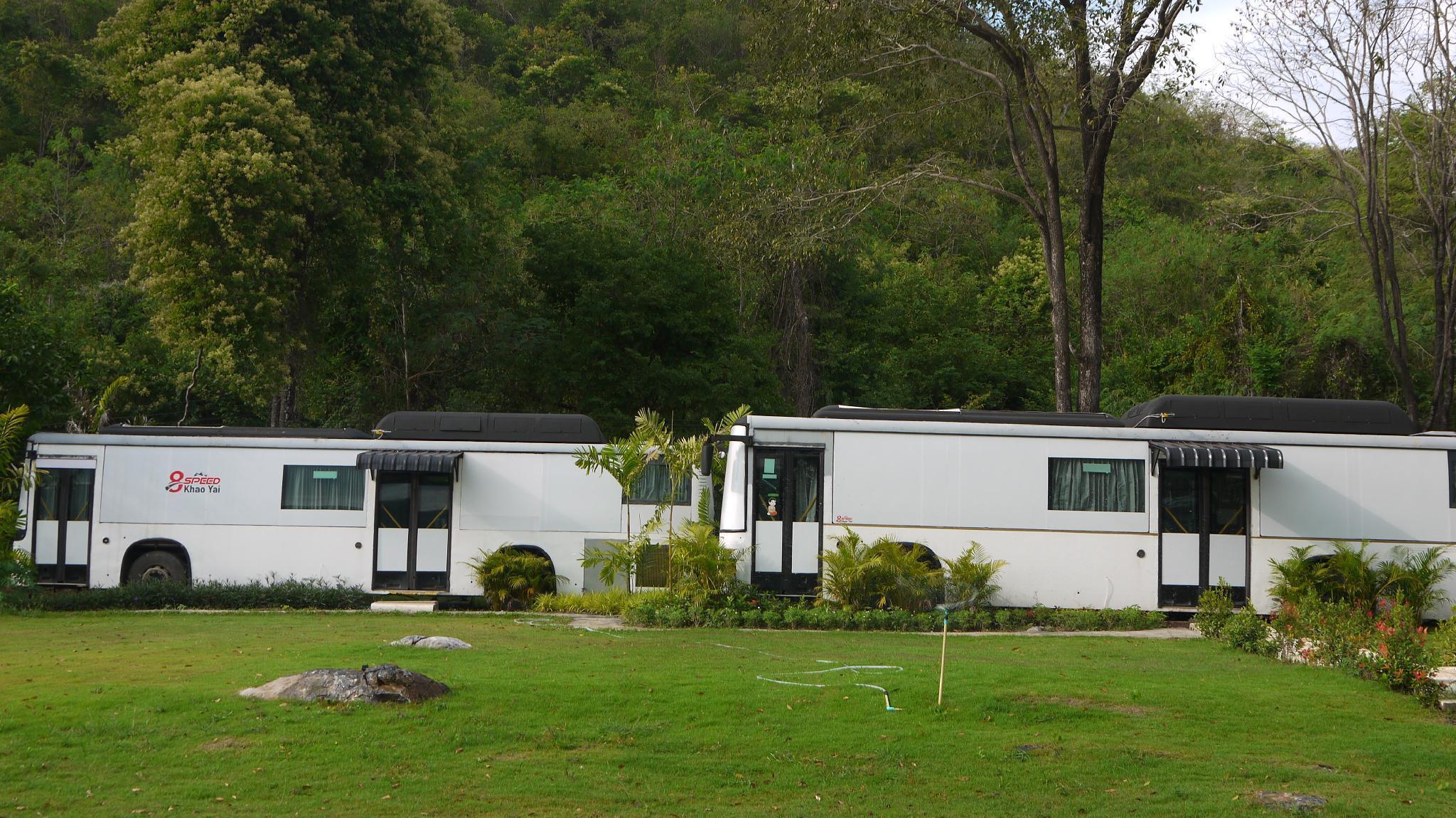 8speed HOME บังกะโล 2 ห้องนอน 2 ห้องน้ำส่วนตัว ขนาด 30 ตร.ม. – อุทยานแห่งชาติเขาใหญ่