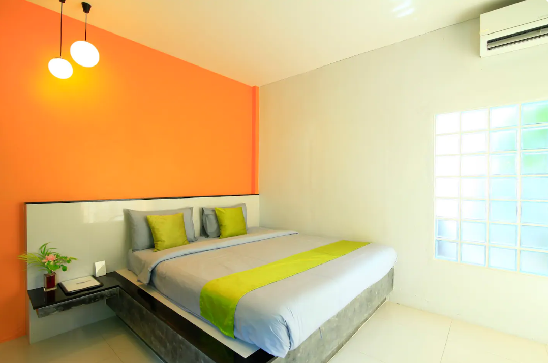 Aonang Paradise Resort Private Cottage6 1 ห้องนอน 1 ห้องน้ำส่วนตัว ขนาด 30 ตร.ม. – อ่าวนาง
