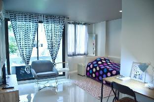 [トンブリー]スタジオ アパートメント(23 m2)/1バスルーム S&H Deluxe room #3