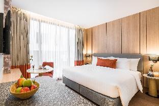The Key Premier Sukhumvit by Compass Hospitality อพาร์ตเมนต์ 1 ห้องนอน 1 ห้องน้ำส่วนตัว ขนาด 25 ตร.ม. – สุขุมวิท
