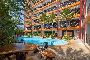 Naiharn Beach Cosy Apartment by Space A508 อพาร์ตเมนต์ 1 ห้องนอน 1 ห้องน้ำส่วนตัว ขนาด 36 ตร.ม. – ในหาน