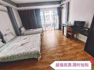 Superior Family Room with Balcony บังกะโล 1 ห้องนอน 1 ห้องน้ำส่วนตัว ขนาด 42 ตร.ม. – ป่าตอง