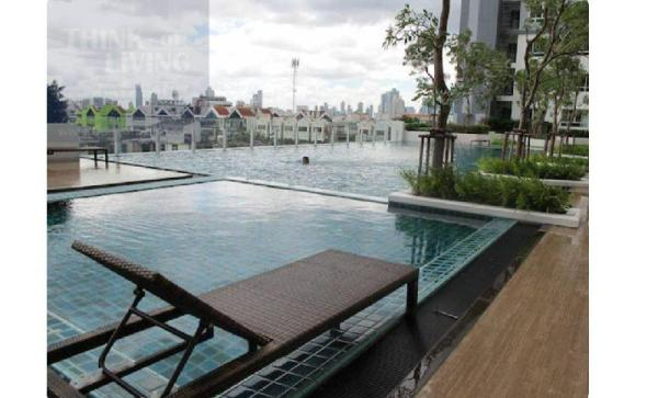 Cozy Kitchen Pool Gym WIFI&BTS 3PP Bangkok