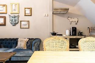 [スクンビット]一軒家(75m2)| 3ベッドルーム/3バスルーム Superb Home in city center Asok BTS MRT