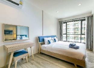 [チャアム ビーチフロント]アパートメント(40m2)| 1ベッドルーム/1バスルーム Rain Cha-Am beach by fahcool Deluxe pool view F.5