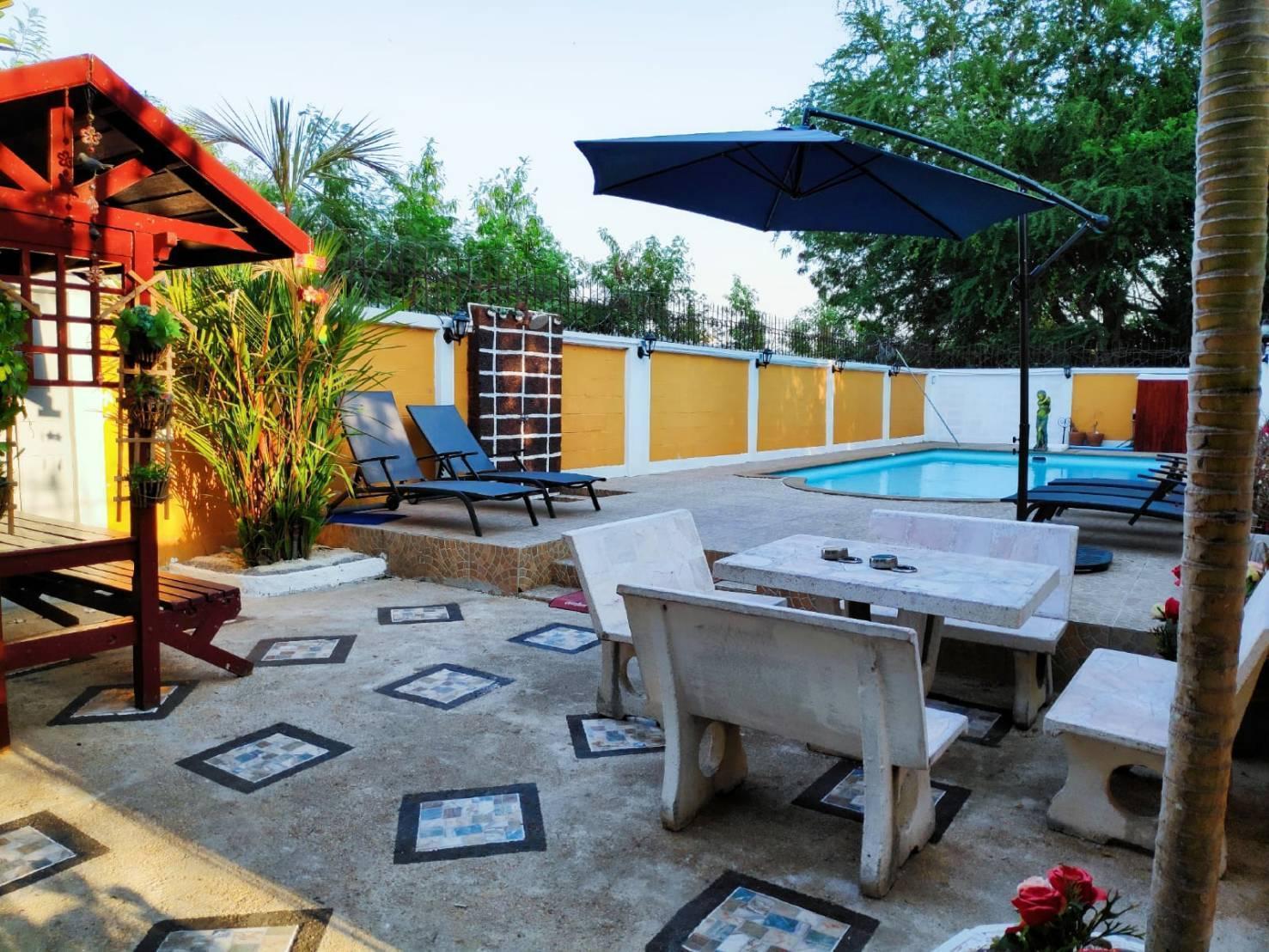 Classic Villa วิลลา 4 ห้องนอน 4 ห้องน้ำส่วนตัว ขนาด 60 ตร.ม. – พัทยากลาง