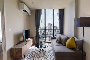 1BR @ Noble Recole by FlatMonthly  w/ BTS Asoke อพาร์ตเมนต์ 1 ห้องนอน 1 ห้องน้ำส่วนตัว ขนาด 30 ตร.ม. – สุขุมวิท