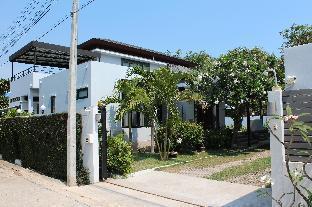 [チャアム ビーチフロント]ヴィラ(500m2)| 4ベッドルーム/4バスルーム Grand Pudpichaya - Elegant privacy is guaranteed.
