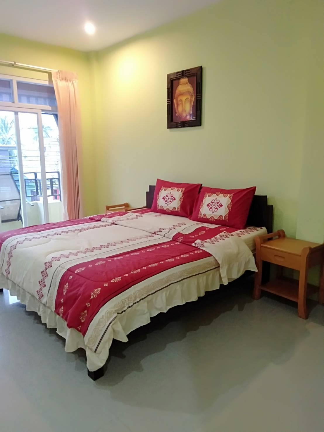 Room 2 for Rent Koh Samui อพาร์ตเมนต์ 1 ห้องนอน 1 ห้องน้ำส่วนตัว ขนาด 30 ตร.ม. – หาดเฉวง
