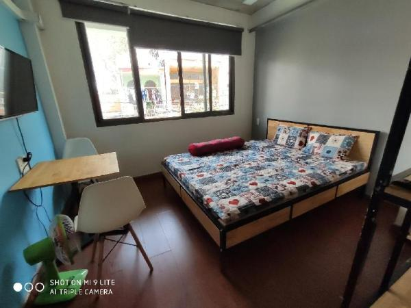 [Crowded Area]Near Market, Full Furniture-1 BR 1.1 Ho Chi Minh City