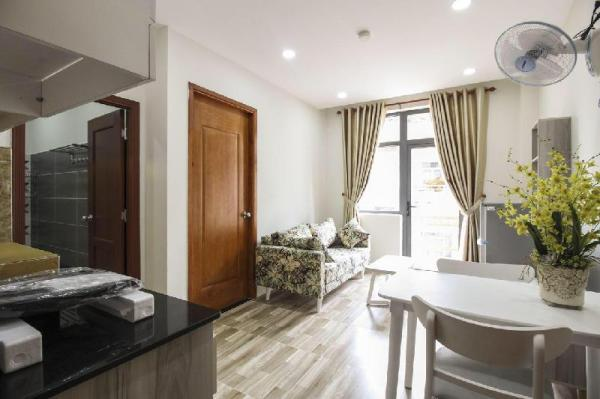 Baron apartment sweet Ho Chi Minh City