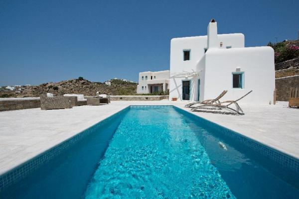 Villa Danelina, next to Ornos & Psarou Beach! Mykonos