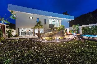 Twice villa วิลลา 5 ห้องนอน 5 ห้องน้ำส่วนตัว ขนาด 350 ตร.ม. – หาดบ่อผุด