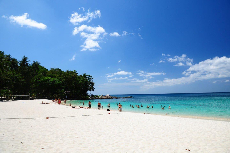 1 bed room 2 minutes walk to Kata Noi Beach