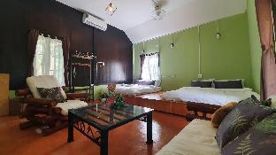 [カオヤイ国立公園]一軒家(35m2)| 1ベッドルーム/1バスルーム Green cottage @ Khao Yai