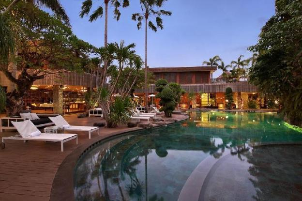 3Luxury Bedroom Presidential Pool Villa -Breakfast