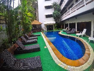 Pool View 2 Bedroom Apt in center of Patong #b2 อพาร์ตเมนต์ 2 ห้องนอน 3 ห้องน้ำส่วนตัว ขนาด 75 ตร.ม. – ป่าตอง