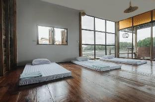 [ナコンパトム]バンガロー(30m2)| 1ベッドルーム/2バスルーム Sane Talay Chan Home stay Deluxe Family Room 12