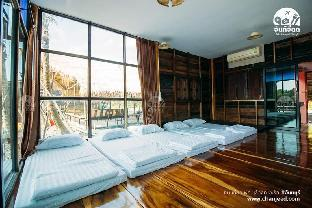 [クルン]バンガロー(30m2)| 1ベッドルーム/2バスルーム Sane Talay Chan Home stay Deluxe Family Room 21