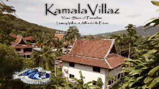Kamala Villaz - Your Slice of Paradise วิลลา 2 ห้องนอน 1 ห้องน้ำส่วนตัว ขนาด 150 ตร.ม. – กมลา