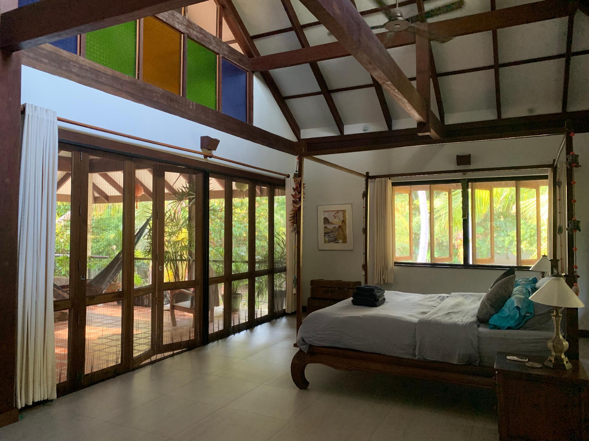 Ban Dok Mai, Nature living on a Paradise Island สตูดิโอ วิลลา 1 ห้องน้ำส่วนตัว ขนาด 120 ตร.ม. – เกาะจัม/เกาะปู