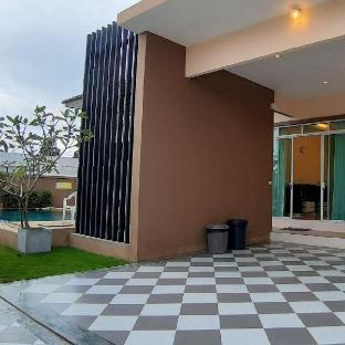 Panda Pool Villa Bali RM2 วิลลา 2 ห้องนอน 2 ห้องน้ำส่วนตัว ขนาด 250 ตร.ม. – เขาหินเหล็กไฟ