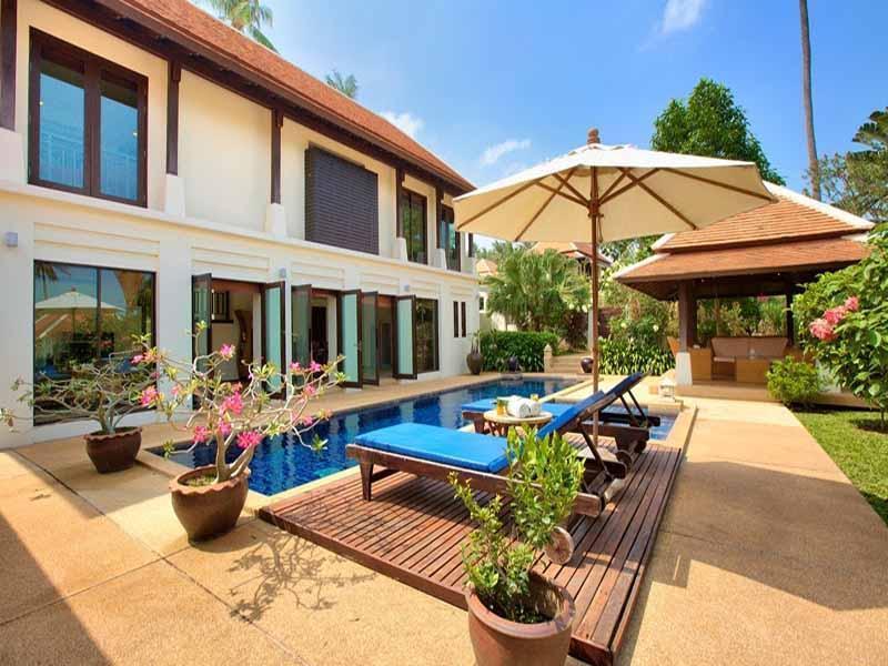 Big Buddha Beach Pool Villa สตูดิโอ วิลลา 2 ห้องน้ำส่วนตัว ขนาด 350 ตร.ม. – หาดบ่อผุด