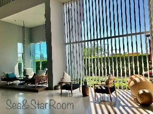 Baan Kiang Fah Hua Hin @Sea Star Room สตูดิโอ อพาร์ตเมนต์ 1 ห้องน้ำส่วนตัว ขนาด 30 ตร.ม. – เขาตะเกียบ