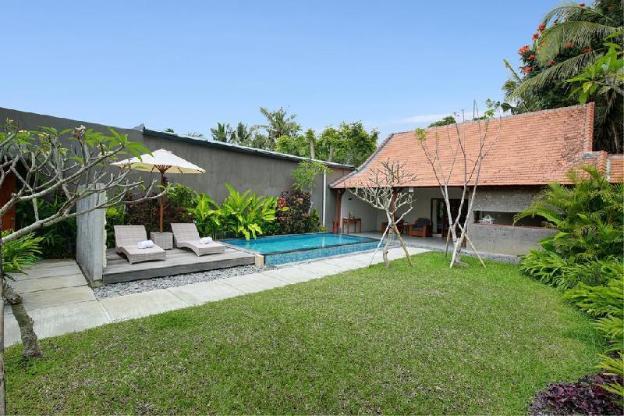 One Bedroom Pool Villa Sativa Ubud - Breakfast