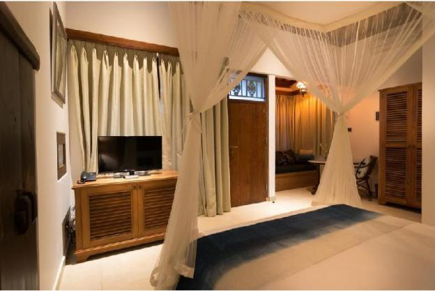 Ulun Classic Suite Room - Breakfast