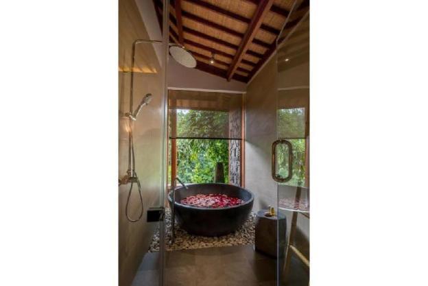 Ulun Honeymoon Suite Room - Breakfast