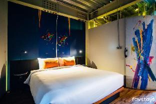 Mimosa Mustang only 2 minutes to MRT Huai Kwang อพาร์ตเมนต์ 1 ห้องนอน 1 ห้องน้ำส่วนตัว ขนาด 23 ตร.ม. – รัชดาภิเษก