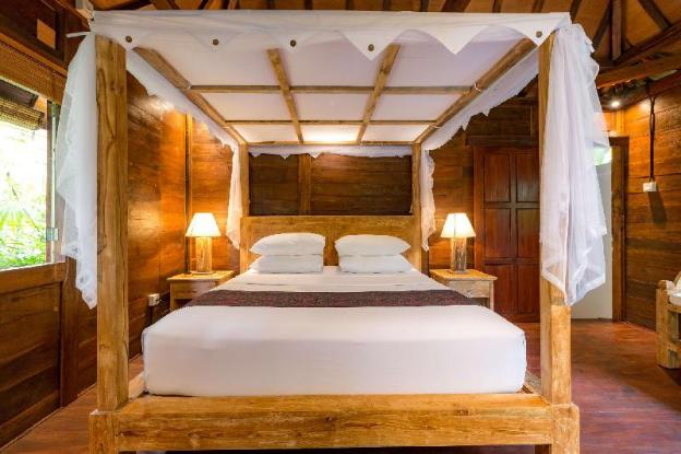 Be Bali Hut Romantic Jungle Gateway