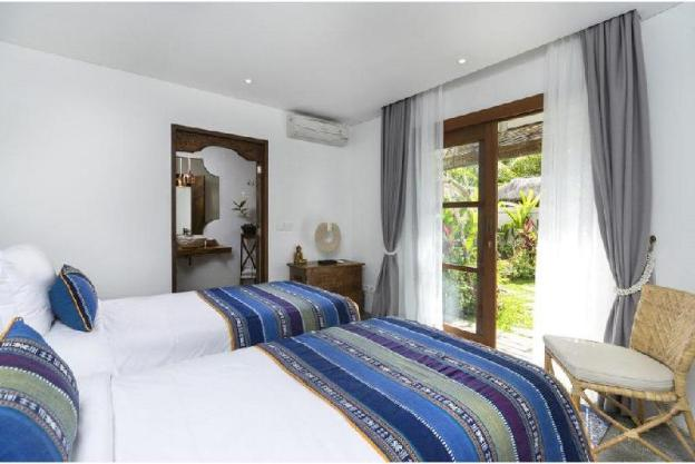 Calma Two Bed Rooms Villa - Breakfast