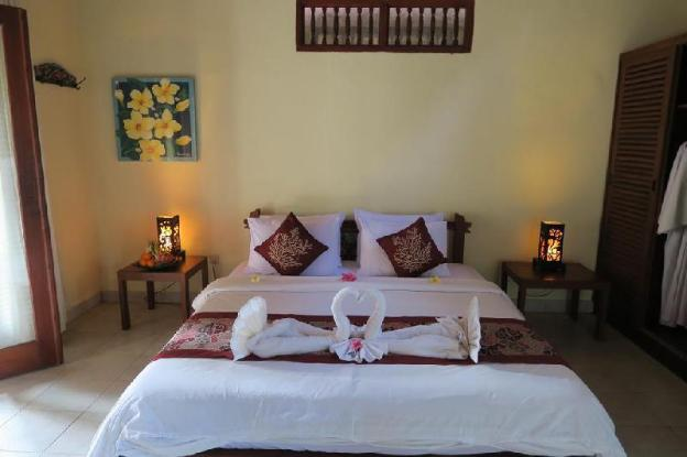 1BR Deluxe room  surrounded by traditional village