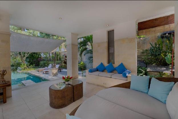 4 BR Private Pool Villa - Breakfast, Wifi